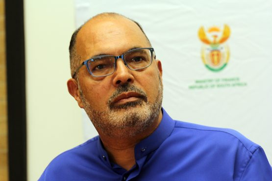 Sars Commissioner Edward Kieswetter: 'We need to do what we have never done before.' Image: Moneyweb
