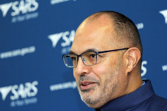 Coming after its dues – Sars Commissioner Edward Kieswetter. Image: Moneyweb