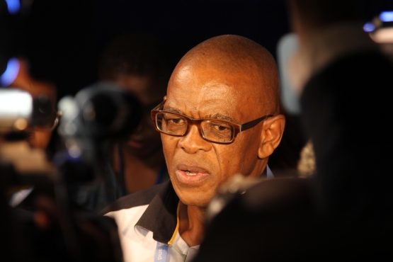 Ace Magashule, the secretary-general of the ANC. Image: Moneyweb