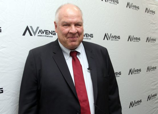 Incentives for Aveng executive chair Eric Diack were 'designed to ensure the continued existence of the company'. Image: Moneyweb