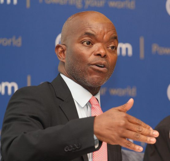 Chief Executive Officer Phakamani Hadebe says discussions with government is underway. Picture: Moneyweb