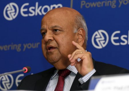 Gordhan optimistic on Eskom solution with unions