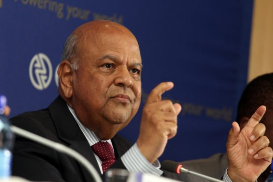 Pravin Gordhan has questioned why Eskom says it will take a year to conclude new coal supply contracts when this happened 'overnight' to assist the Gupta family. Image: Moneyweb