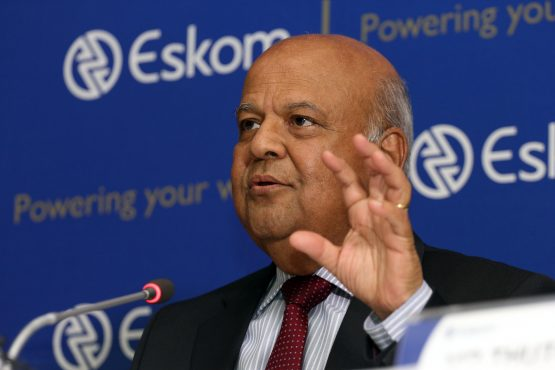 Public enterprises minister, Pravin Gordhan expects to halt load shedding ahead of festive period. Picture: Moneyweb