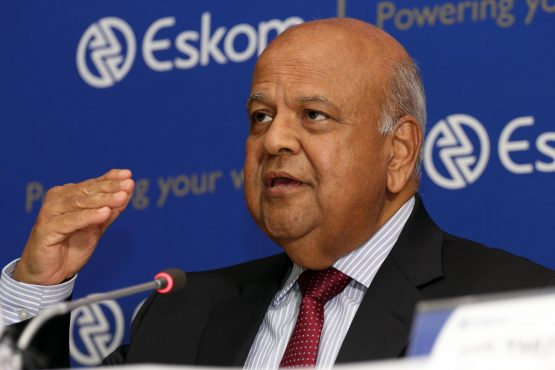 Public enterprises minister Pravin Gordhan has been at loggerheads with labour unions over pay and possible job cuts at Eskom since being appointed last February. Picture: Moneyweb