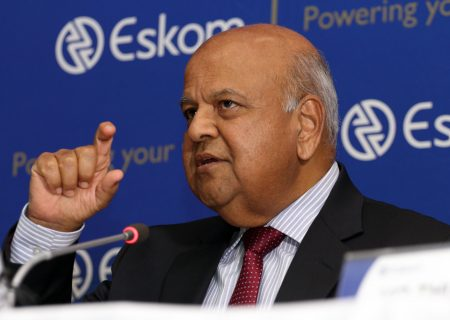 Eskom 'is not on the brink of financial collapse,' Gordhan says