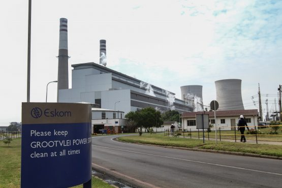 In its application Eskom states that its employee cost will increase by less than inflation rate, and that this will be achieved by reducing staff numbers. Photographer: Dean Hutton/Bloomberg
