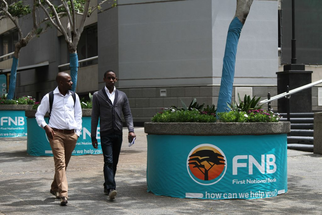Virus wipes 20% off FNB customers' income