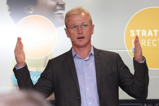 Every now and again something big happens in a person's life, says FNB CEO Jacques Celliers. Being there for clients at these times is what banks will have to get better at. Picture: Moneyweb