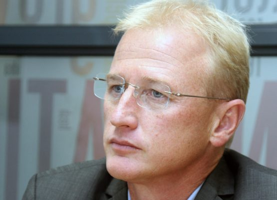 FNB CEO Jacques Celliers. Image: Moneyweb
