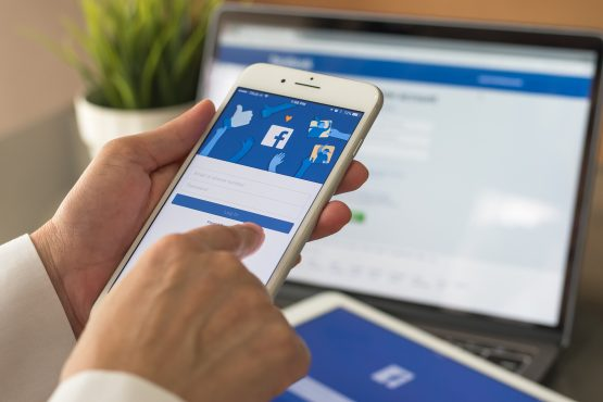 Facebook enforces its regulatory standards. Picture: Shutterstock