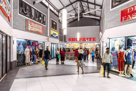 A Shoprite store, the anchor tenant at Fairvest's Southview Shopping Centre in Soshanguve Gauteng. Image: Supplied