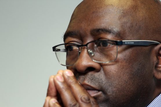 Finance Minister Nhlanhla Nene has warned of 'an additional downside risk to tax revenue'. Picture: Moneyweb