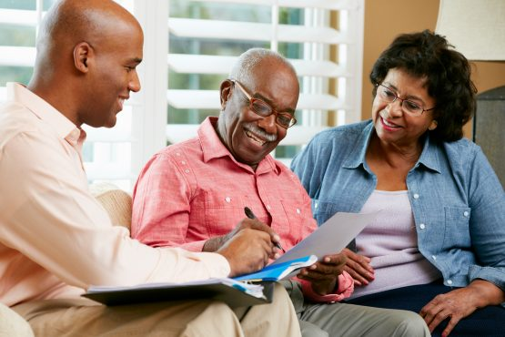 Advising your dad on his retirement options can go a long way. Picture: Shutterstock