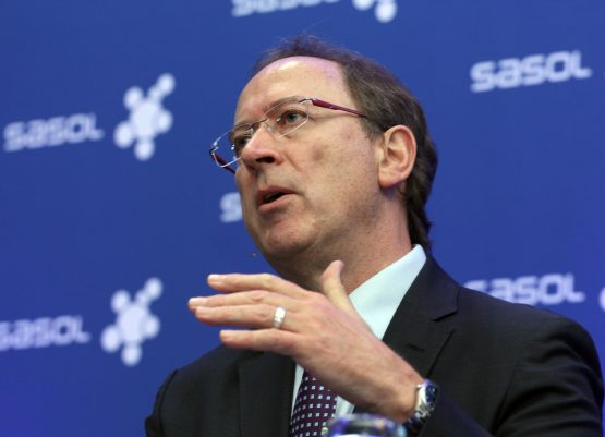 CEO Fleetwood Grobler. Sasol directors don't seem to realise they are now the ones on the fringe. Image: Moneyweb