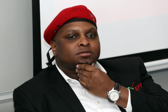 EFF deputy president, Floyd Shivambu and his brother Brian Shivambu named in the VBS Mutual Bank report. Picture: Moneyweb