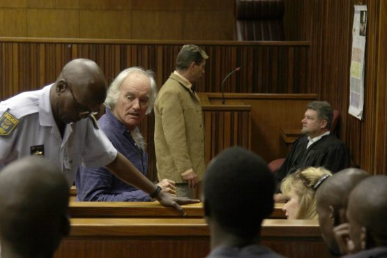 Tigon-accused Gary Porritt in court in March this year. Picture: Moneyweb