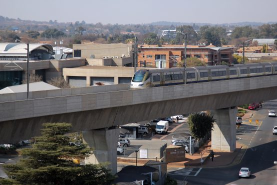 The 'Gautrain 2' expansion proposes another 150km of high-speed rail and a further 19 stations in key nodes. Image: Moneyweb