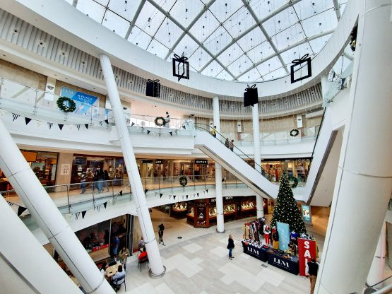 An interior view of the mall, Growthpoint's most valuable retail asset in KwaZulu-Natal. Image: Suren Naidoo, Moneyweb