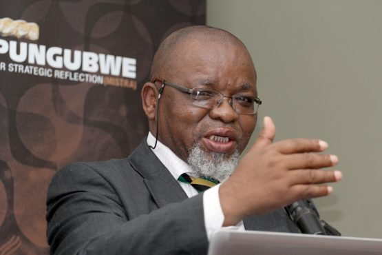 Growing violence and tensions at mines prompts mineral resources minister Gwede Mantashe to seek help from police. Picture: Moneyweb