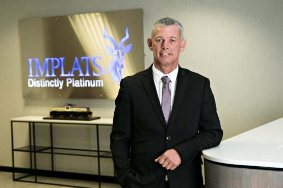 Implats CEO Nico Muller. Image: Supplied