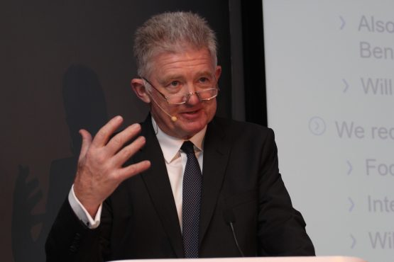 Sanlam CEO, Ian Kirk says Sanlam is also seeking to accelerate organic growth initiatives and projects. Picture: Moneyweb