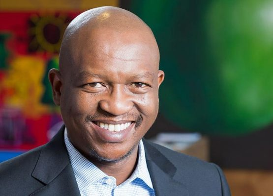 Old Mutual Investment Group MD, Tebogo Naledi. Image: Supplied