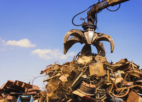 Insimbi processes 15 000 tons of recycled metal a month. Picture: Shutterstock