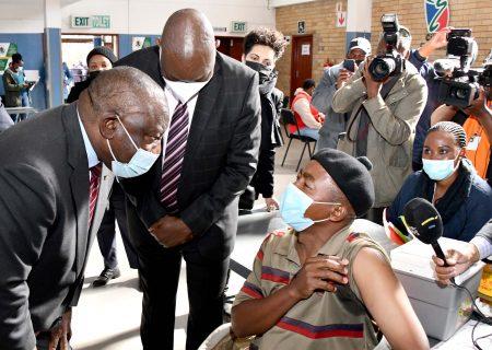 SA now has around 3m people fully vaccinated – Ramaphosa