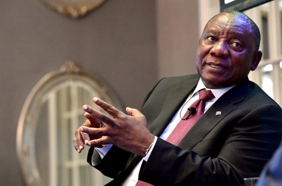 There can be no holy cows, no 'untouchabes' … President Cyril Ramaphosa needs to surround himself with people who will put South Africa first. Picture: Elmond Jiyane, GCIS
