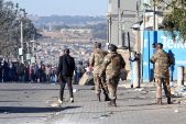 South Africa on high alert amid threat of national protests