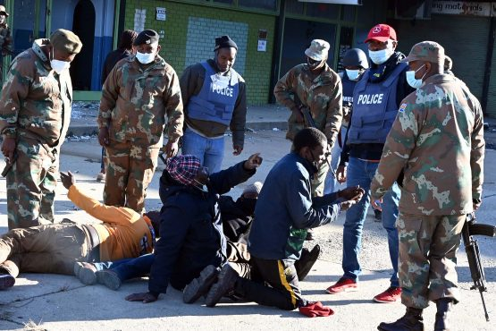 The miseries faced by this country add up to a long list, and the events of the past few days attest to a government in crisis. Alexandra township in Johannesburg this week. Image: GCIS