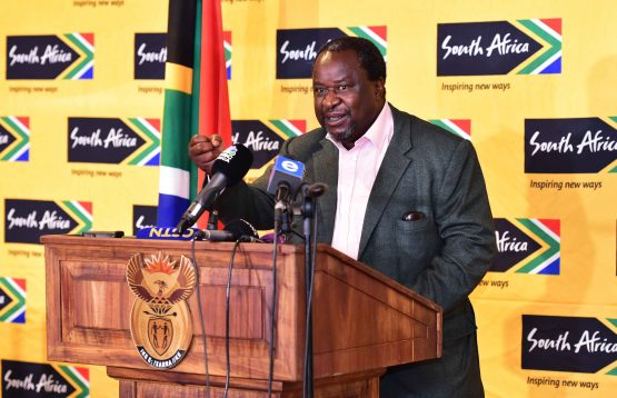 Finance Minister Tito Mboweni, a former board chairperson of the Tourism Business Council of South Africa (TBCSA), has now been called on by the council to assist in the industry's dispute with insurance companies.