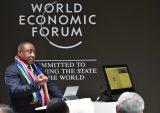 Gaan die WEF-vergadering in Davos iets beteken?