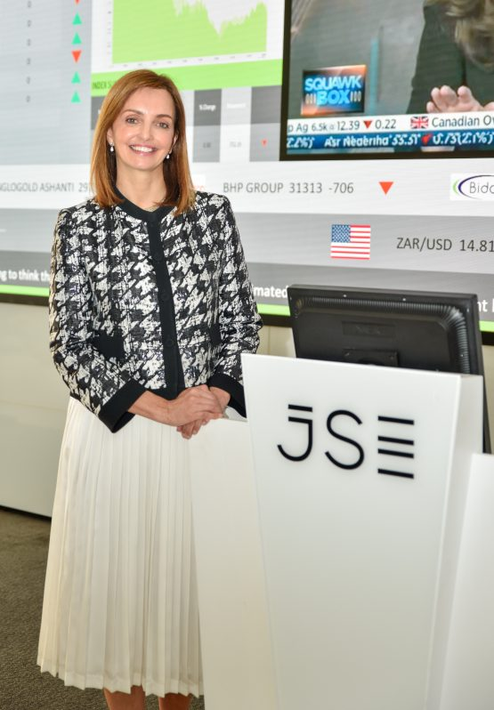 JSE plans to expand to the rest of African markets. Leila Fourie. Image: Supplied.