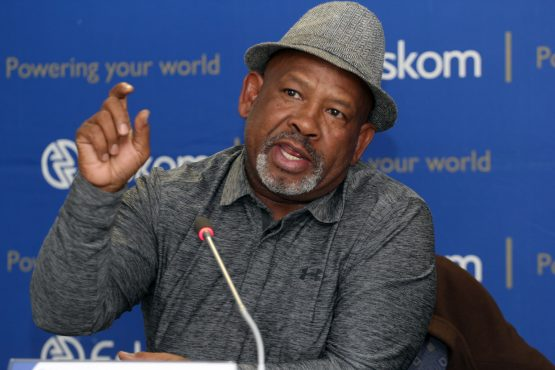 Eskom chairman Jabu Mabuza says the utility is 'facing one of the most difficult times in history.' Picture: Moneyweb