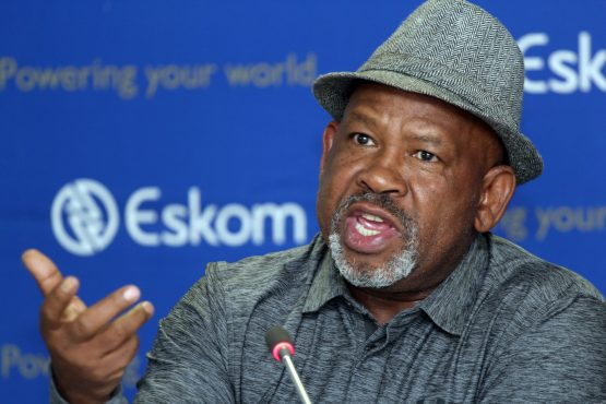 Debt burden 'impossibly high,' chairman Jabu Mabuza (pictured) says at presentation. Picture: Moneyweb