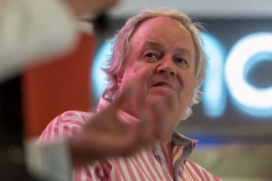 Author of The President's Keepers, Jaques Pauw. Picture: The Citizen