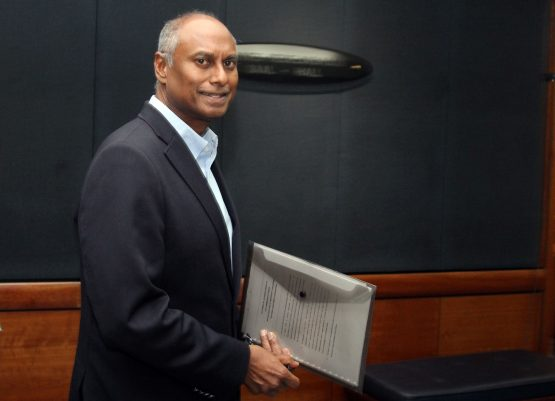 Former unionist Jayendra Naidoo was part of what has been called a narrow R9.3bn BEE deal to buy shares in Steinhoff with the PIC. Picture: Moneyweb