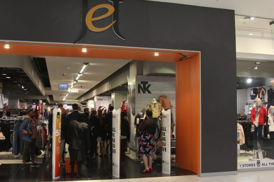 Edcon to close some chain stores to stay afloat. Picture: Moneyweb