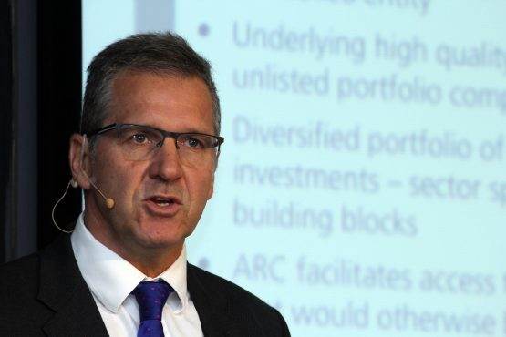 Co-chief executive Johan van der Merwe has defended the rights issue as well as the fee and its use. Image: Moneyweb
