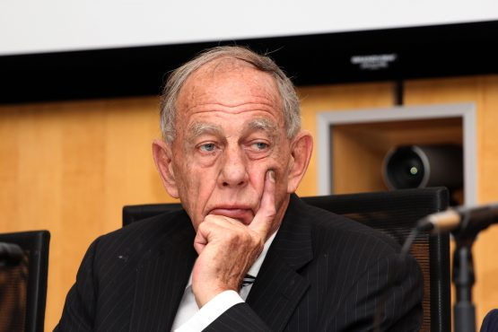 Judge Robert Nugent, who chairs the Sars inquiry. Picture: Moneyweb