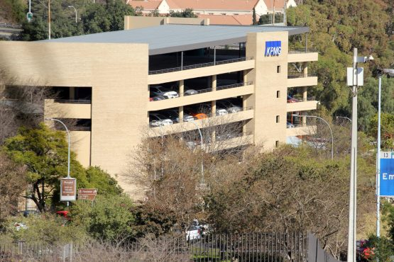 KPMG offices in Johannesburg. Picture: Moneyweb