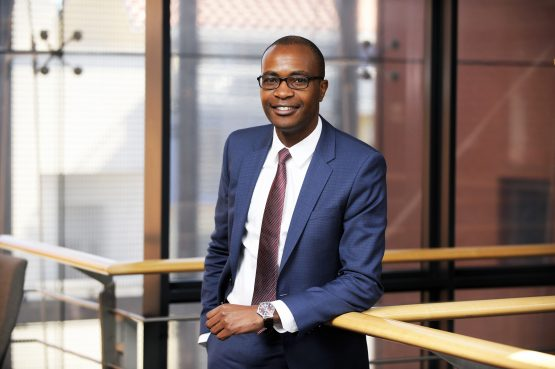 Keillen Ndlovu, Stanlib's head of listed property funds will be leaving the group at the end of October. Image: Supplied
