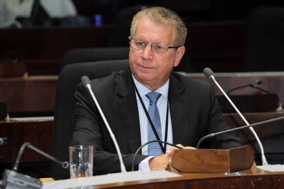 SA Home Loans CEO Kevin Penwarden testified before the PIC commission of inquiry on Wednesday. Picture: Moneyweb