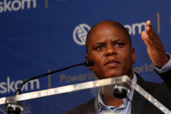 Eskom spokesman Khulu Phasiwe. Picture: Moneyweb