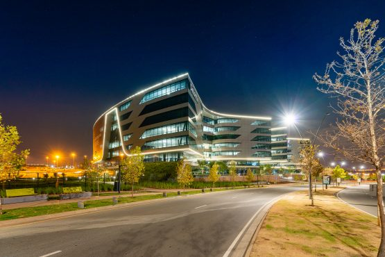 Deloitte's head office in Midrand. Tongaat says preparing a strong legal case against the firm is a complicated matter. Image: Supplied