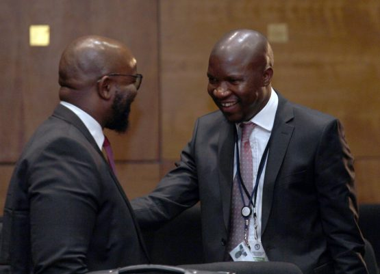 Lefuno Nemagovhani confirmed that the Ayo deal was signed off before it was approved by the delegated committee. Picture: Moneyweb.