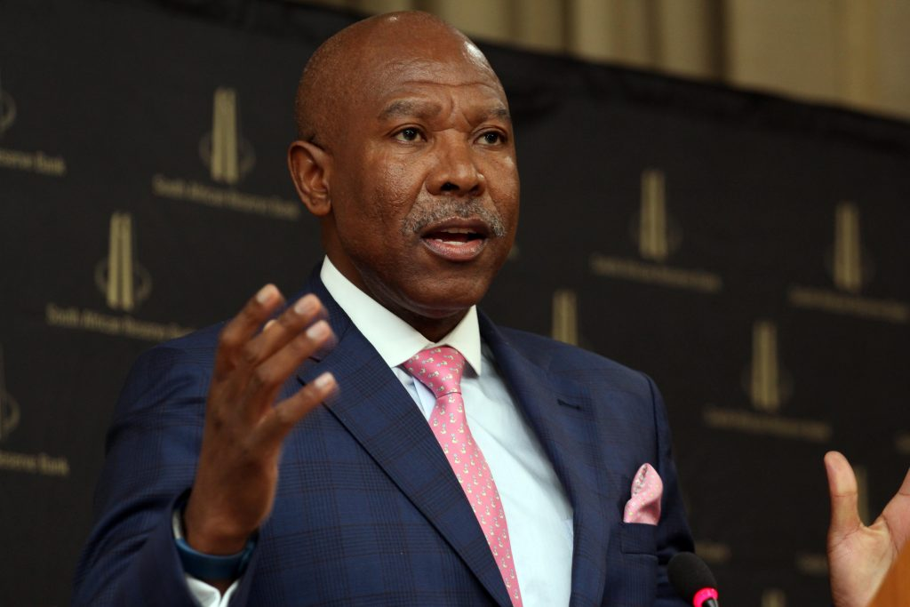 Sarb holds repo rate, defends mandate