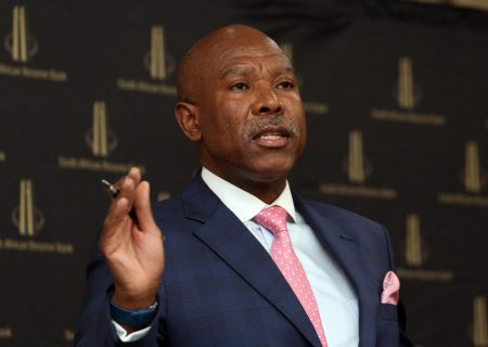 Kganyago says central bank ownership a 'zombie debate'